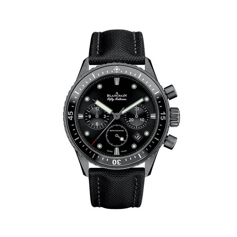 Fifty Fathoms Bathyscaphe Flyback Chronographe