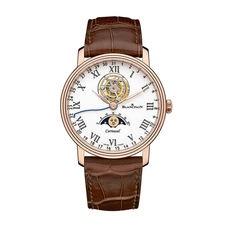 Carrousel Moonphase