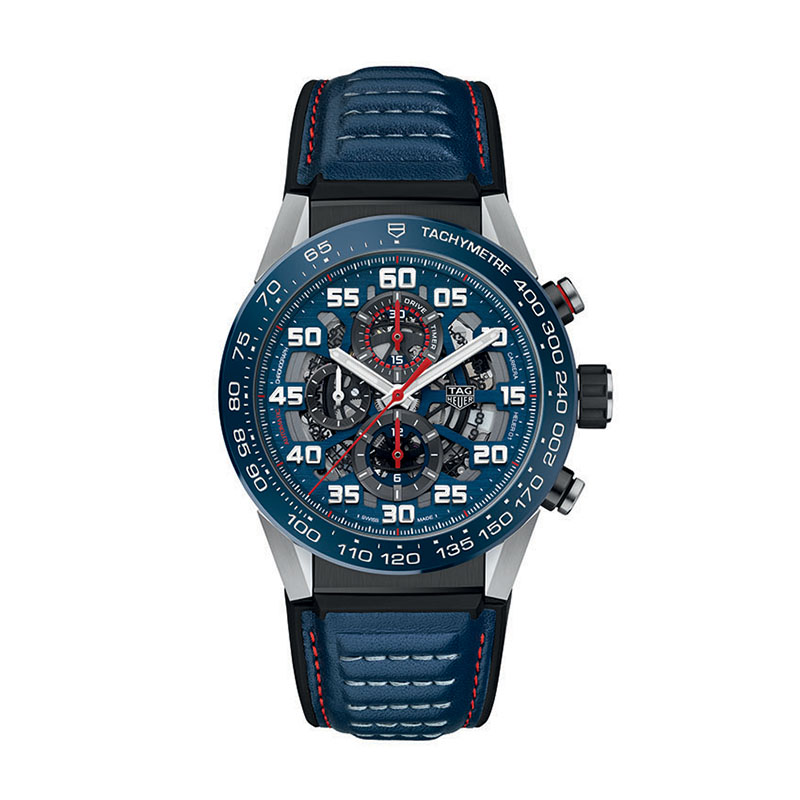 Carerra Heuer 01 Red Bull Racing Special Edition