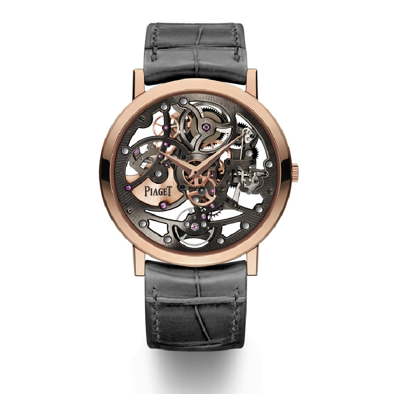 Piaget Altiplano Automatic Skeleton