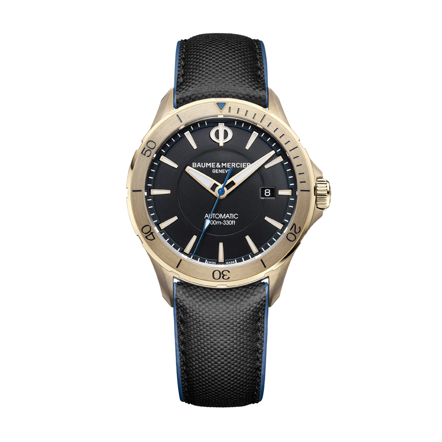 Clifton Club 42mm Bronze Automatic Black Dial