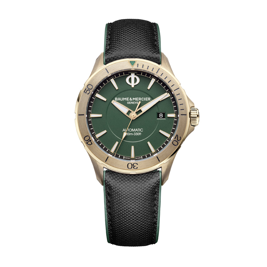 Clifton Club 42mm Bronze Automatic Green Dial